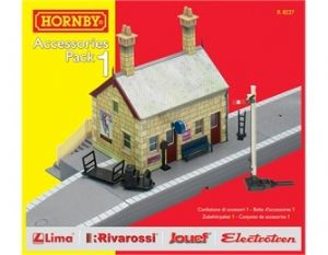 Hornby R8227 Trakmat Accessories Pack No.1